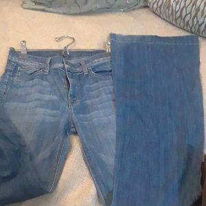 For all men kind 7 jeans